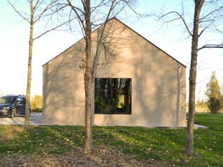 Davide Ceron Architetto Casas de estilo moderno