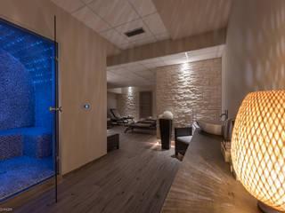 Filippo Foti Foto Hoteles de estilo moderno Piedra Beige