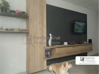de Francisco Cruz Arquitectura Interior Minimalista