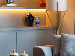 Levazım Projesi Monlab Design Modern Oturma Odası