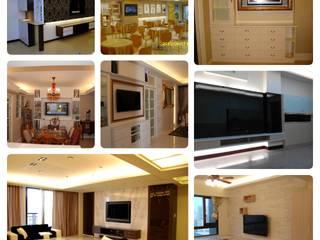 台中室內設計 根據 臻坊室內裝修設計 古典風