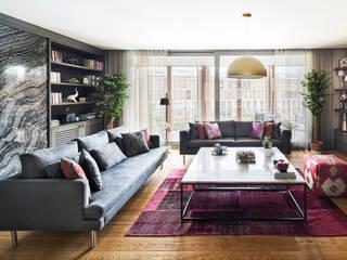 Arketip projesi Monlab Design Oturma OdasıAksesuarlar & Dekorasyon