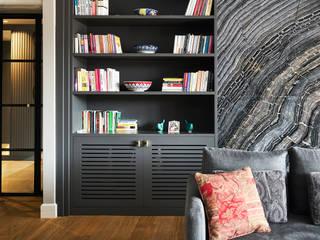 Arketip projesi Monlab Design Oturma OdasıDolap & Büfeler