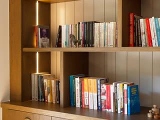 Büyükhanlı - Etiler Monlab Design Çalışma OdasıDolap & Raflar