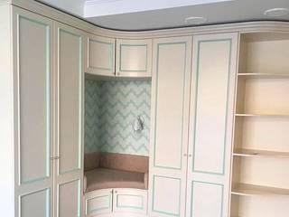 Шкаф в детскую комнату с нишей от ИП Королев Классический
