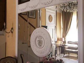 Холл медицинского центра Коридор, прихожая и лестница в классическом стиле от Астахова Елена Классический