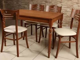 Palmiye Koçak Sandalye Masa Koltuk Mobilya Dekorasyon Dining roomTables
