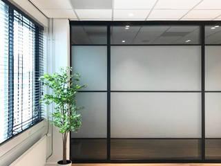 Kantoorontwerp — Coming soon Moderne kantoorgebouwen van Atelier Perspective Interieurarchitectuur Modern