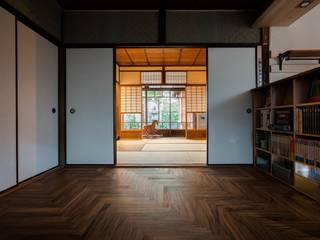 京都・北大路の家 一級建築士事務所 高橋良彰建築研究所 モダンデザインの ダイニング