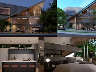 Modern houses by Mattone Marketing Modern