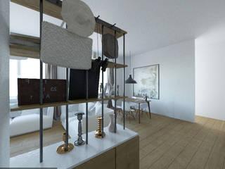YGA/Yasemin Güler Archıtecture – Home Lucilio: modern tarz , Modern