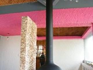 chimeneas colgantes Chimeneas ezqueda Sala multimediaAccesorios y decoración