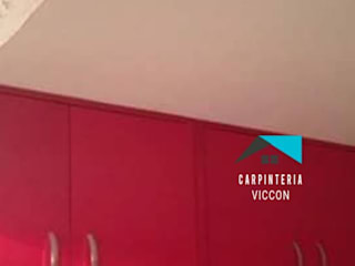 Carpintería VICCON KitchenStorage Chipboard Wood effect