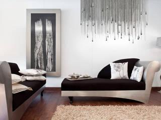 Metal Furniture : industrial  by Voila Home,Industrial