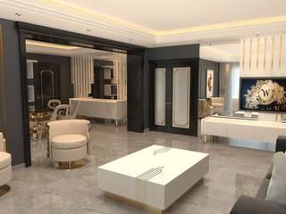 Modern living room by Weymo Mobilya Modern