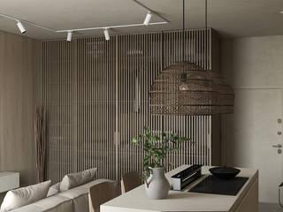 by U-Style design studio Scandinavian