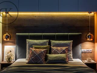 DK Capsule Design DormitoriosCamas y cabeceros