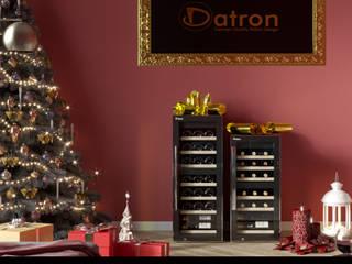 Datron | Cantinette vino Bodegas de vino de estilo moderno