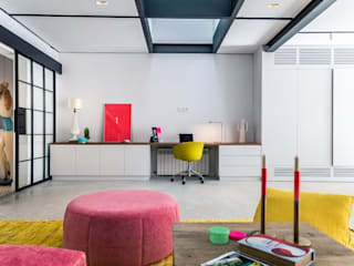 Modern study/office by Bconnected Architecture & Interior Design Modern