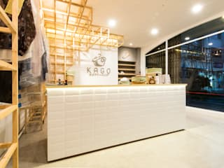 msas desain Commercial Spaces Ceramic White