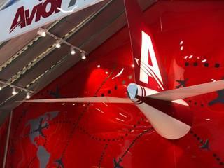 AVIOR ANATO 2019 Estudios y despachos de estilo moderno de AQ3 COL SAS Moderno