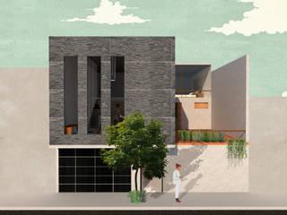 Casa Gertrudis de Arqmando taller de arquitectura Moderno