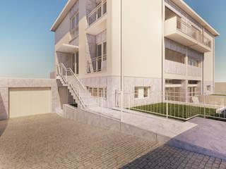 Remodelação na Foz do Douro por José Melo Ferreira, Arquitecto