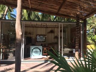 Ruang Komersial Tropis Oleh CREATIVOS ESPACIOS Tropis