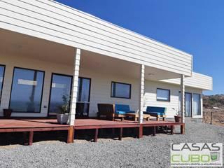 Casa Hacienda Rinconada 100m2 + 26m2 de terraza principal + 5m2 de terraza de acceso de casas cubo Mediterráneo