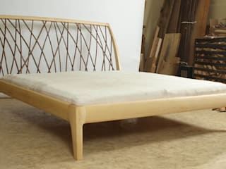 Modern Bedroom by Holzarbeiten André Findeisen Modern