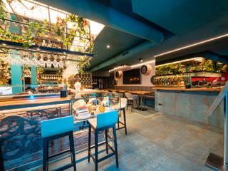 Restaurante Toma y Daka Bilbaodiseño Gastronomía de estilo moderno