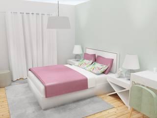 Assimetrias (contacto: info@assimetrias.pt) Modern living room