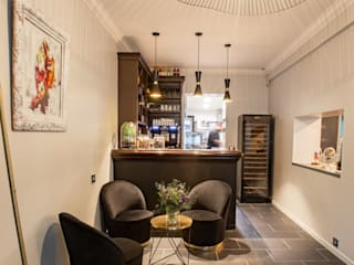 Restaurant La Garenne-Colombes Gastronomie moderne par Nuance d'intérieur Moderne