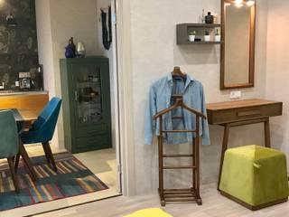 ЖК «Три Ветра» Спальня в эклектичном стиле от ConceptsNataliBey Эклектичный