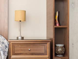 Classic style bedroom by ESTUDIO TANGUMA Classic