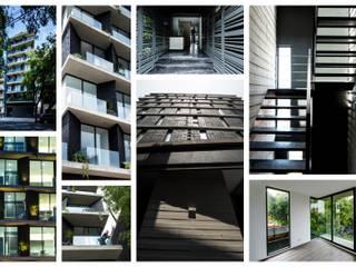 Obrero Mundial Casas modernas de CRAFT Arquitectos Moderno