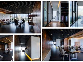 Avivia 1112 Casas modernas de CRAFT Arquitectos Moderno