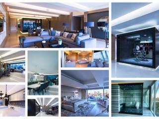 Vidalta 1001 Casas modernas de CRAFT Arquitectos Moderno
