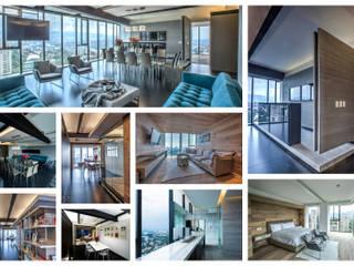 Avivia 1212 Casas modernas de CRAFT Arquitectos Moderno