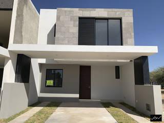 Casa Õnne de ffelix architecture Moderno