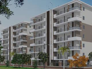 Ashirwad Towers | 3 BHK ready to move apartments by Ashirwad Towers Modern