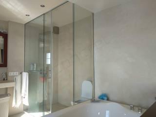 Scandinavian style bathroom by ECONCRET Scandinavian