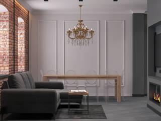 Квартира в стиле лофт от Maestro Классический