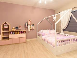 CASA OLINCA Dormitorios infantiles modernos de ESTUDIO TANGUMA Moderno