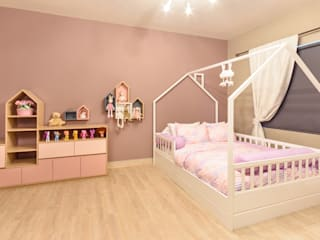 Modern nursery/kids room by ESTUDIO TANGUMA Modern