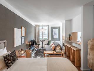 Staging Factory Scandinavian style bedroom