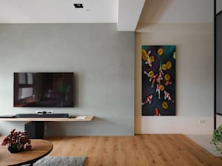 من 微自然室內裝修設計有限公司 أسيوي