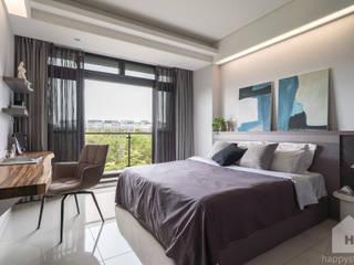 六層樓的夢想 根據 福研設計happystudio 現代風