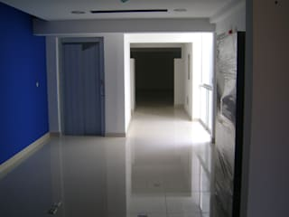 Edificio Airocean de Renacer Edificaciones SAC Moderno