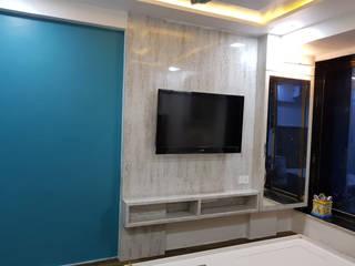 Dormitorios de estilo moderno de Taathastu Space LLP Moderno